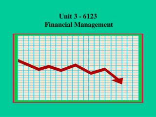 Unit 3 - 6123  Financial Management
