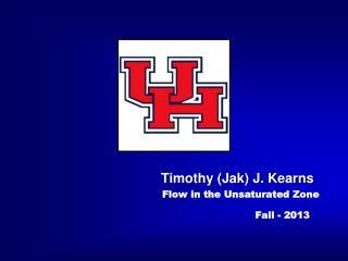 Timothy (Jak) J. Kearns