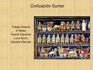 Civilizaci n Sumer