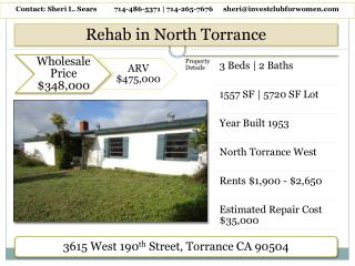 Rehab in North Torrance