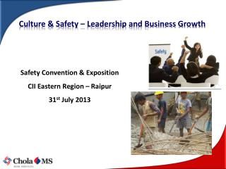 Culture & Safety – Leadership and Business Growth