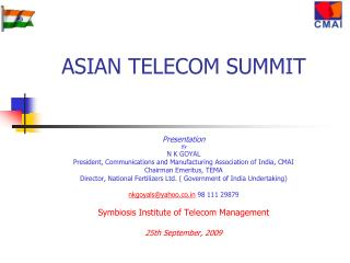 ASIAN TELECOM SUMMIT