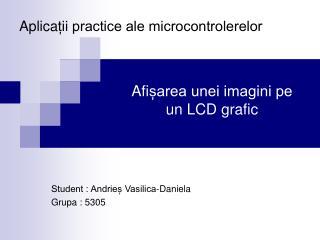 Aplica ții practice ale microcontrolerelor