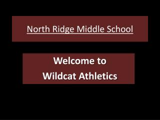 North Ridge Middle School