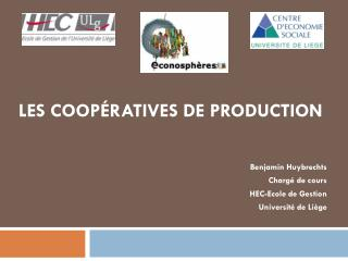 Les coopératives de production