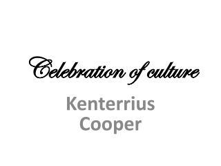 Celebration of culture