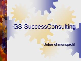 GS-SuccessConsulting