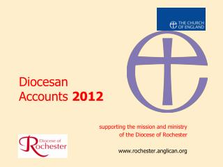 Diocesan  Accounts  2012
