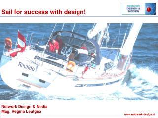 Network Design & Media Mag. Regina  Leutgeb