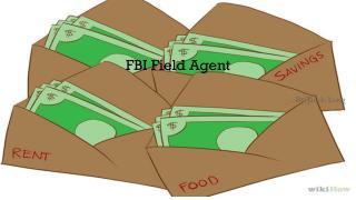 FBI Field Agent