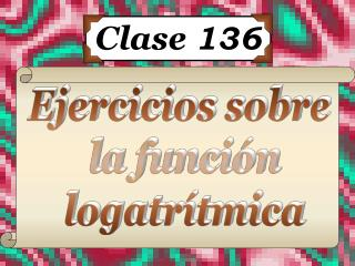 Clase  136