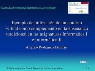 Amparo Rodríguez Damián