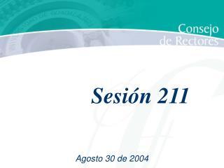Agosto 30 de 2004