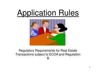 Application Rules