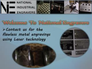 Hire a Company for Attractive Laser Etching And Aluma Wallet