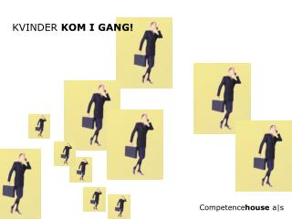 KVINDER  KOM I GANG!