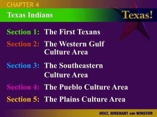 Native Texans of Gulf Coast