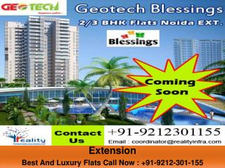 Geotech Blessings