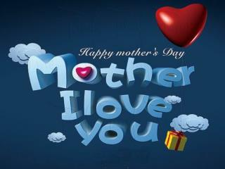 母亲,您以博大的爱给了我生命。