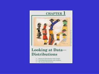 1.2: Describing Distributions              with Numbers