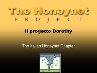 Il progetto Dorothy