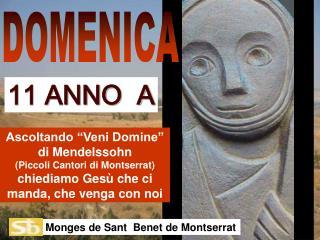 """Ascoltando """"Veni Domine"""" di Mendelssohn"""