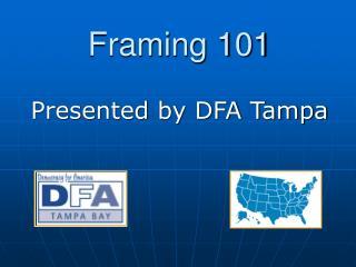 Framing 101