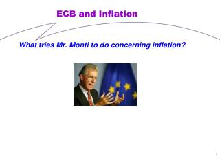 ECB and Inflation