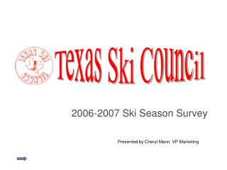 2006-2007 Ski Season Survey