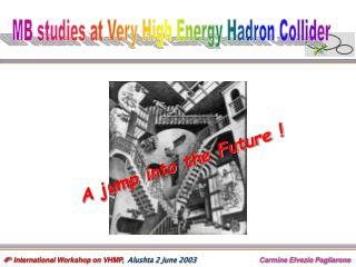 MB studies at Very High Energy Hadron Collider