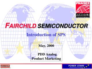 F AIRCHILD SEMICONDUCTOR