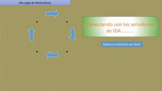 Conectando con los servidores de IDA……….