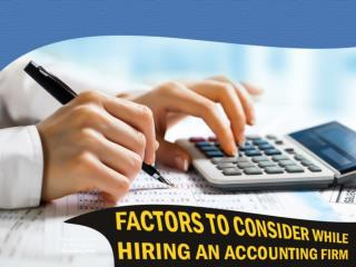 Find the Best Accounting Firm for Small Business