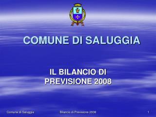 COMUNE DI SALUGGIA