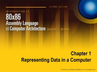 Chapter 1 Representing Data in a Computer