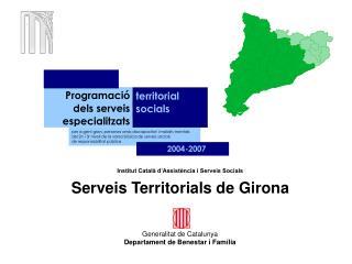 Serveis Territorials de Girona
