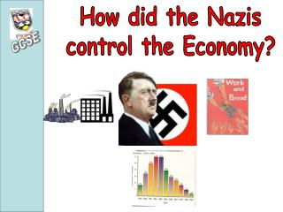 How did the Nazis control the Economy?
