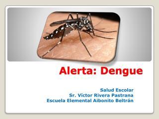 Alerta : Dengue