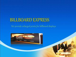 Best Large Prints Banners Solutions at Nominal Price