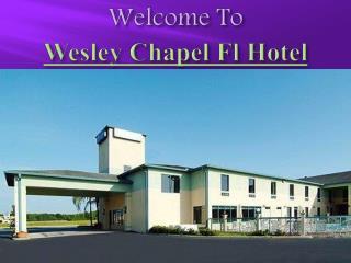 Wesley Chapel Fl Hotel,