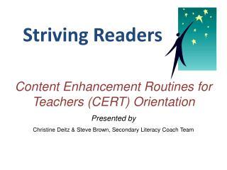 Striving Readers