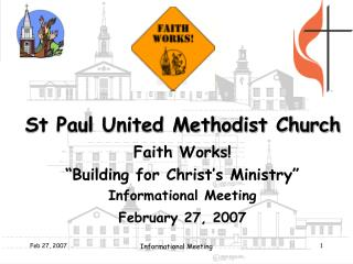 St Paul United Methodist Church