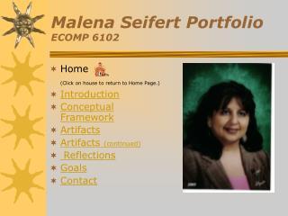 Malena Seifert Portfolio ECOMP 6102