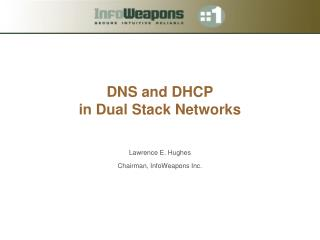 DNS and DHCP in Dual Stack Networks