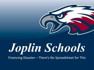 Joplin Schools Financing Disaster – There's No Spreadsheet for This