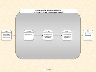ATENCION DE REQUERIMIENTOS INTERNOS DE INFORMACION  (DII-RI)