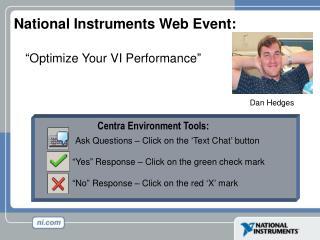 """Optimize Your VI Performance"""