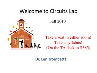 Welcome to Circuits Lab
