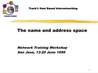 The name and address space