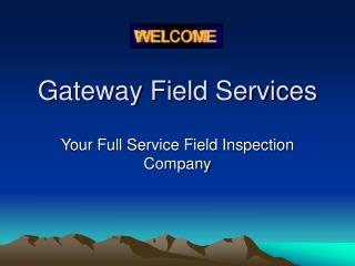 Gateway Field Services